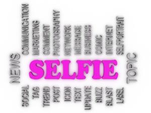 3d imagen about Selfie Topic